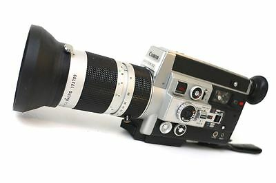 CANON 1014 Electronic Super 8MM MOVIE CAMERA - EXCELLENT CONDITION