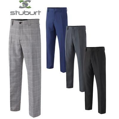 Stuburt Urban Essentials Stretch Trousers, Light, soft, Breathable Golf Pants