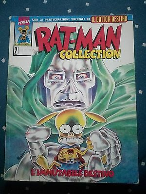 Rat-Man Collection Numero 2 Prima Edizione 1997 - Ortolani Ratman Rat Man