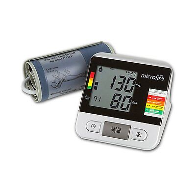 Microlife Deluxe Automatic 2 x User 99 Memory Clinical Blood Pressure Monitor