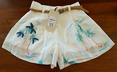 Girl's Skort...piping Hot Size 2***brand New With Tags***