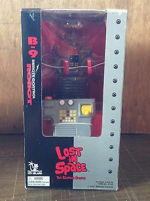 Lost in Space B-9 Robot Remote Control 1998 Toy Island New In Box