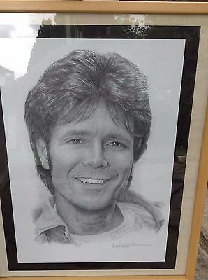 Cliff Richard Portrait