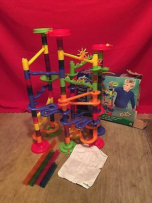 Giant Marble Run 88 Pieces