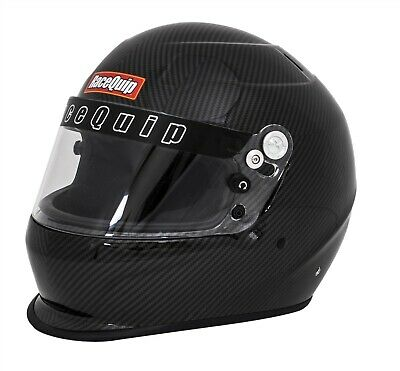 RaceQuip 273355 Large Carbon Graphic SA2015 Full Face Racing Helmet Pro 15 Model