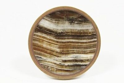 Mid Century Modern Stone Drawer Pulls from Evelyn Ackerman, ERA INDUSTRIES ITALY