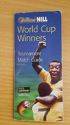 2006 FIFA world cup tournament match guide