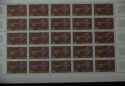 Timbres poste France Andorre n° 189