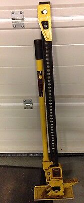 T-Max 48 Inch 4 Ft Farm Jack Land Rover 4x4
