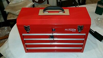 Blue Point 4 Draw Carry Tool Box KRW184B from Snap on