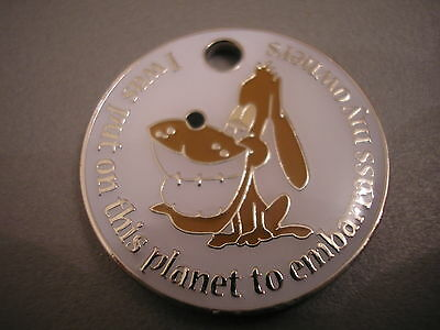 Personalised Engraved Comical Pet Id Tag -Embarrass Owners- Free P&p & Engraving