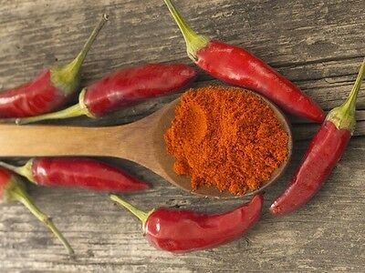 100g Pure Organic Cayenne Pepper - Grade A Quality! •Special Offer•