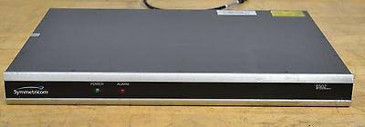Symmetricom MicroSemi 6502B Distribution Amplifier 10Mhz, 10-Output,