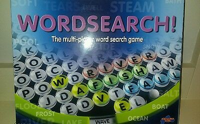 Wordsearch Board Game By Drummond Park