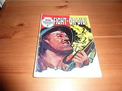 War Picture Library #191 - Fleetway Library - IPC Magazines - 1963