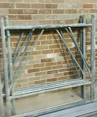 Bricklayers Scaffolding