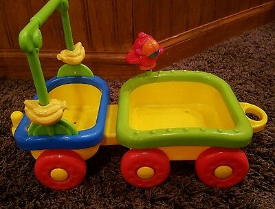 Fisher Price amazing animals replacement train car