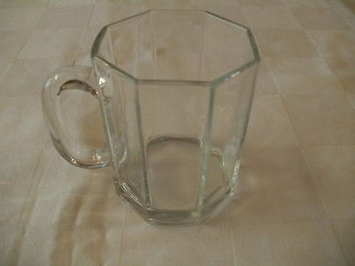 Arcoroc FRANCE Octime Clear Glass Cup (PM712)
