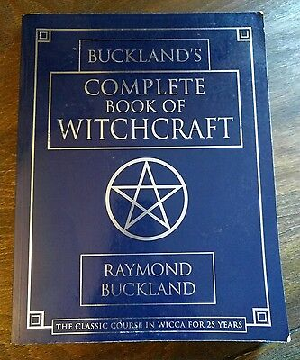 Buckland's Complete Book Of Witchcraft 2011 *25th Anniversary Edition AWESOME