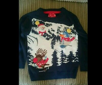 Childs 18-23 months Christmas Jumper