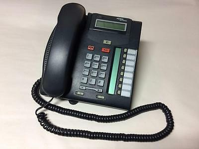 Nortel Norstar T7208 Business Phone With Stand