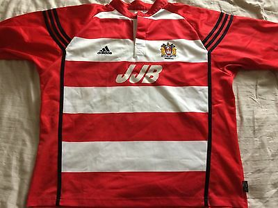 Wigan Warriors 2002 Craig Smith shirt