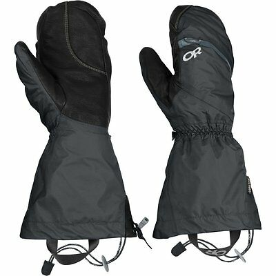 Outdoor Research Womens Alti Mitts Black, Medium