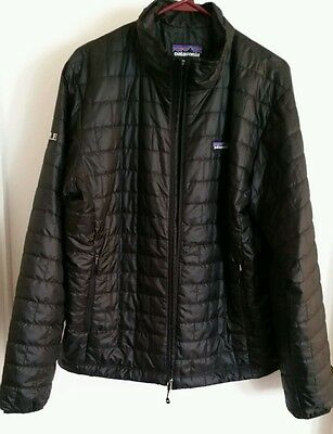 Castle TV'S Wardrobe, Crew Issued Patagonia Coat sz. Large - Rare and Limited