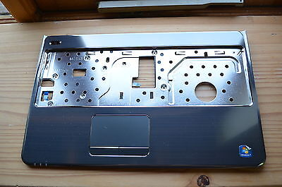 Dell Inspiron N5010 Genuine Palmrest and Touchpad Used 0X01GP with buttons