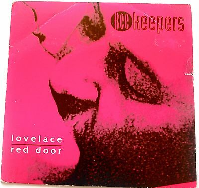 "BEE KEEPERS  ""Lovelace""  1994  RUY RECORDS  7"" single ROCK / INDIE"