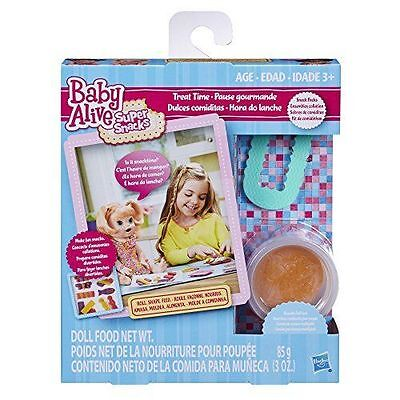 Baby Alive Snack Packs Treat Time - New in hand