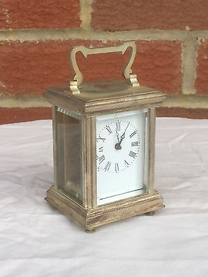 Antique Style Small  Carriage Clock. Open To Offers.