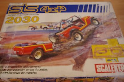 Scalextric Sts 4X4 M0Delo 2030