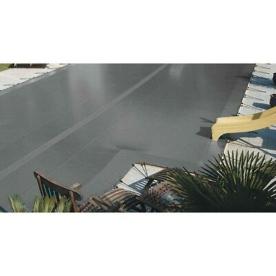 Bâche couverture hivernage INTERSUP TOP pitons inox Piscine 5...
