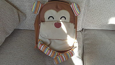 Childs monkey lunch box
