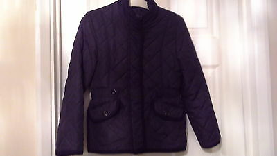 Debenhams girls black jacket size 7-8