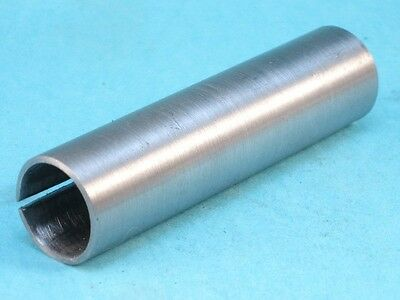 """5/8"""" ID To 3/4"""" OD X 3"""" Shaft Adapter Pulley Bore Reducer Sleeve Bushing"""