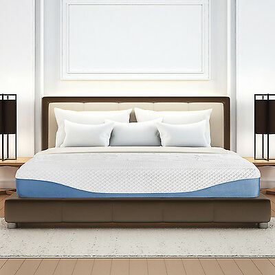 Befort Sleep 10 In Cool Gel Infused Air Ventilation Memory Foam mattress Queen