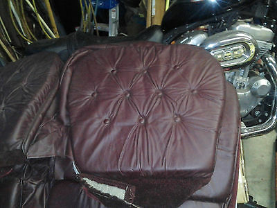 NOS Bench Seat UPHOLSTERY Chrysler MoPar New Yorker ? Dodge Plymouth Parts
