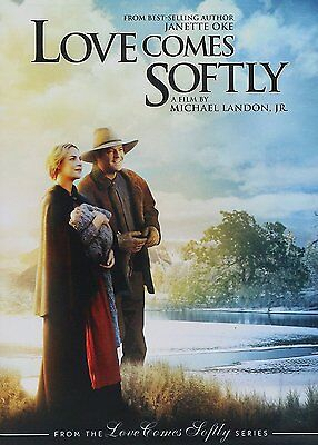 Love Comes Softly DVD NEW!!!FREE FIRST CLASS SHIPPING !!