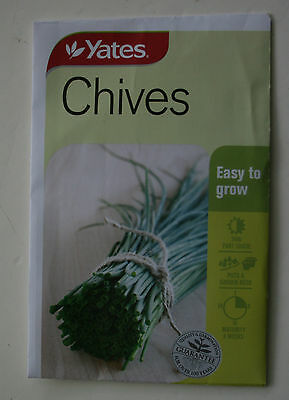 1 packet of CHIVES  Seeds YATES