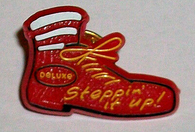 Deluxe Steppin' It Up Ronald's Shoe Collectible McDonald's Employee Crew Pin