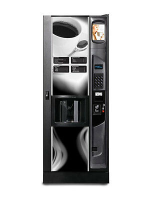 Coffee, Cappuccino and Tea Vending machine