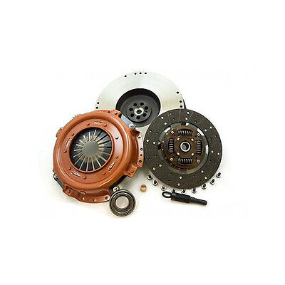 Xtreme Outback Clutch Kit for Nissan Navara D40 2.5L TD Flywheel Conversion