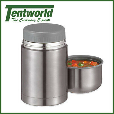 Avanti Picniv Platinum Twin Wall Food & Beverage Flask 600ml