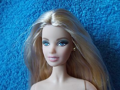 Nude * Barbie Doll * Hudson's Bay * With Jewelry