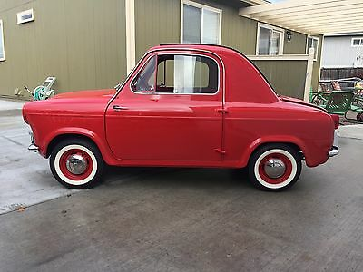 1960 Other Makes  1960 Vespa 400 Microcar Beautifully Restored
