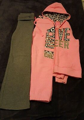 3 piece lot of Justice clothes size 6