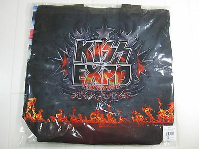 KISS EXPO TOKYO 2016 Tote Bag The Venue Limited Brand New Unopened