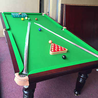 Snooker/pool Dining Table  Slate Bed